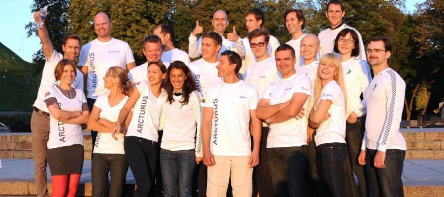 Šiandien oficialiai pradedamas Gero Vėjo Klubo pasiruošimas ORCi Europos čempionatui