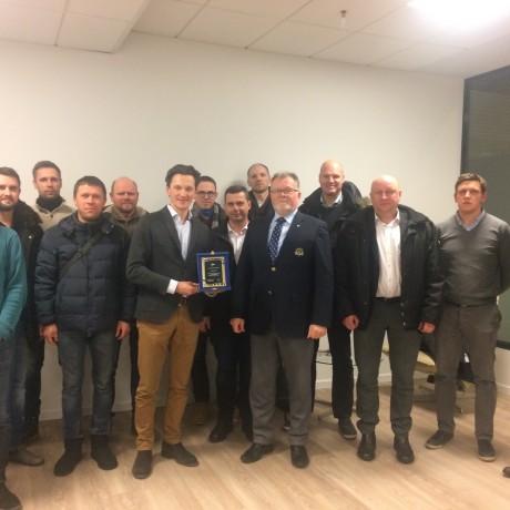 Lietuvos buriutojų sąjunga: metų įvykis Platu 25 Lithuania