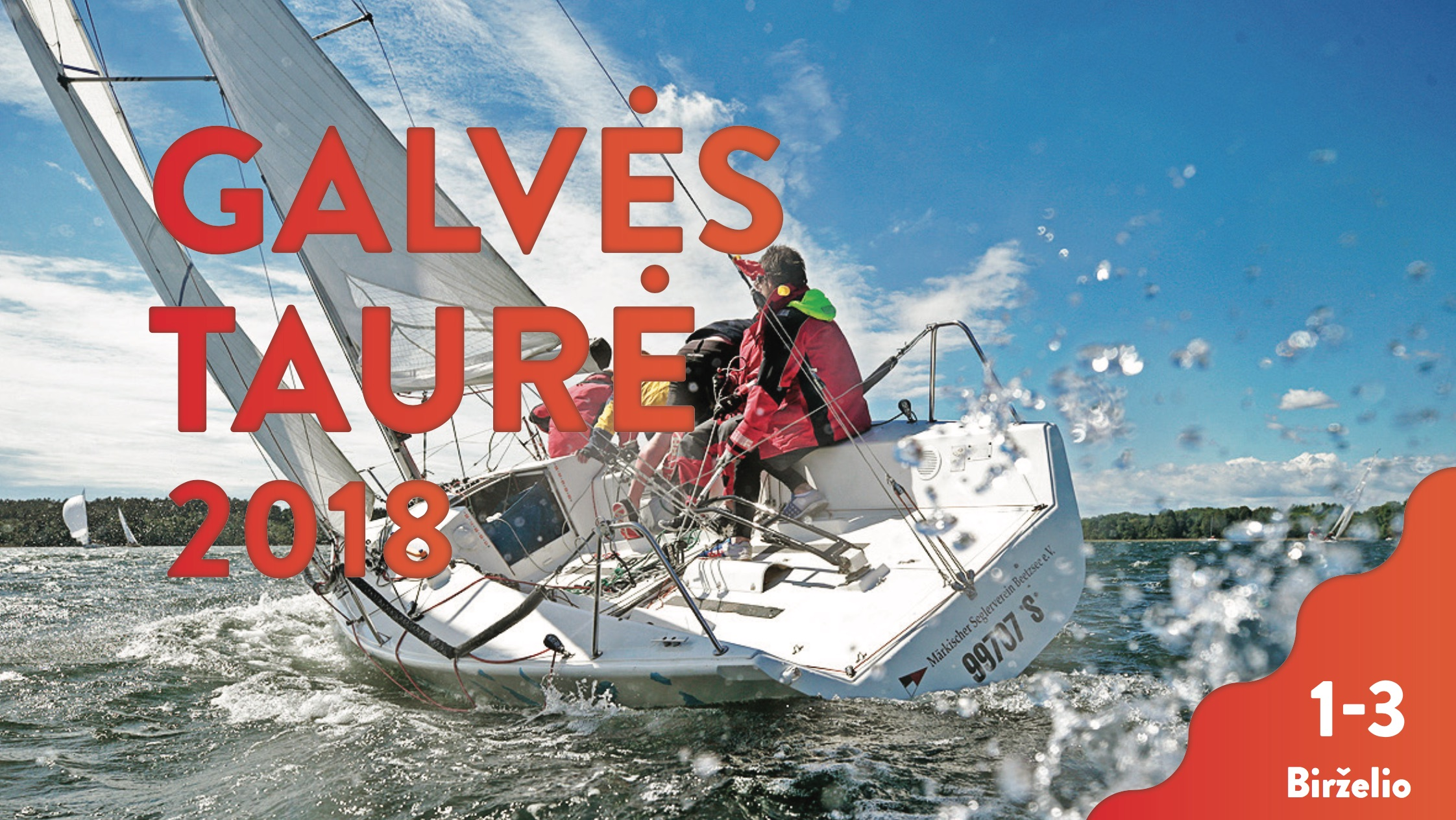 Galves Taure 2018 Notice of Race