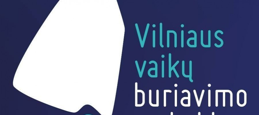 Jau žinomos 2020m. jaunųjų Vilniaus buriuotojų vasaros stovyklų datos
