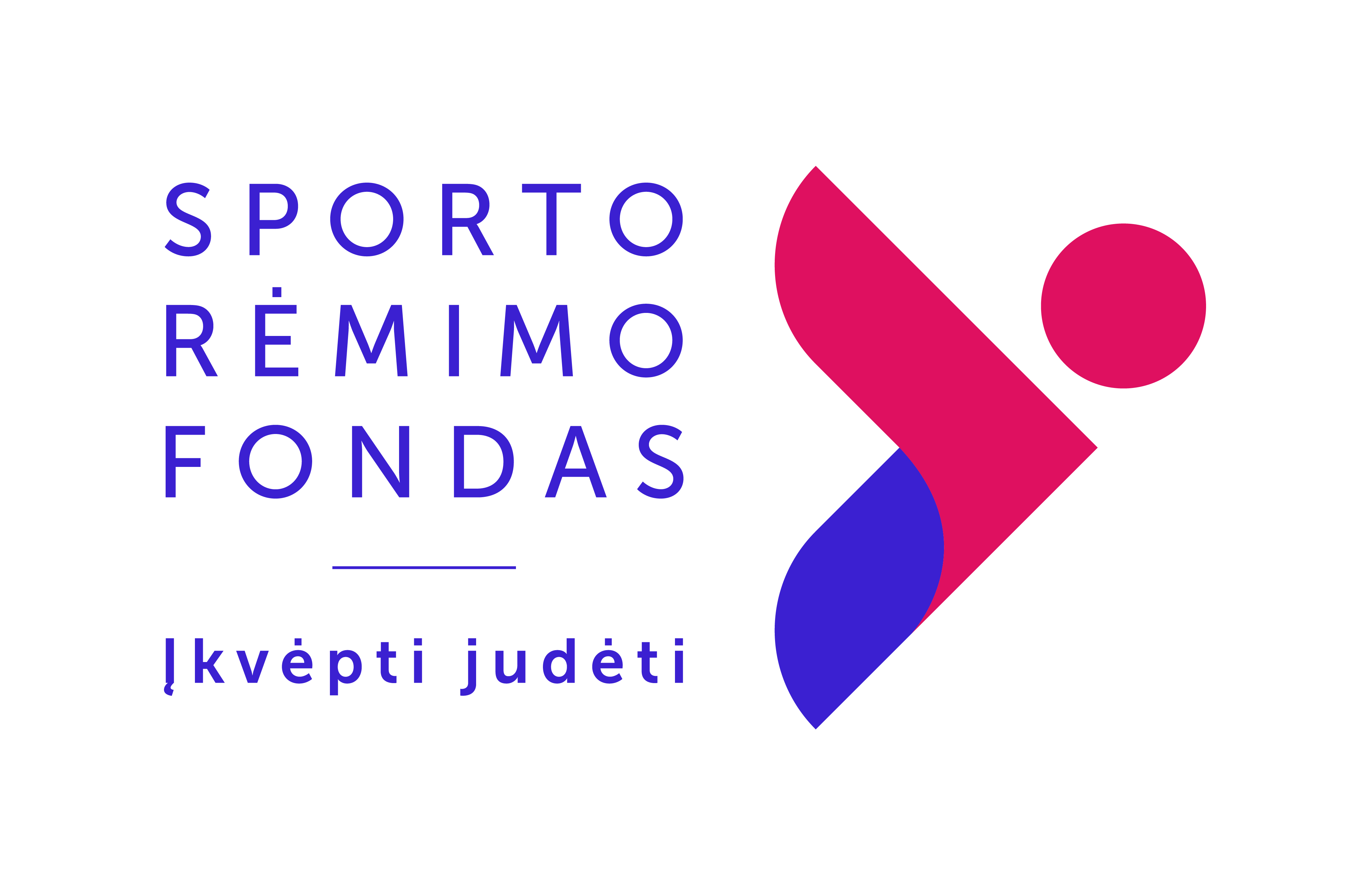 Sporto rėmimo fondo finansuojami projektai