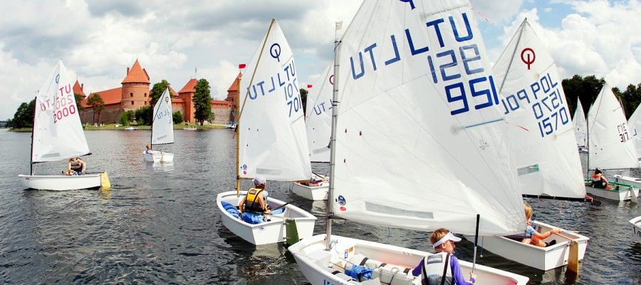 "Regatta ""Galvės cup 2014"" now open for entries on-line"