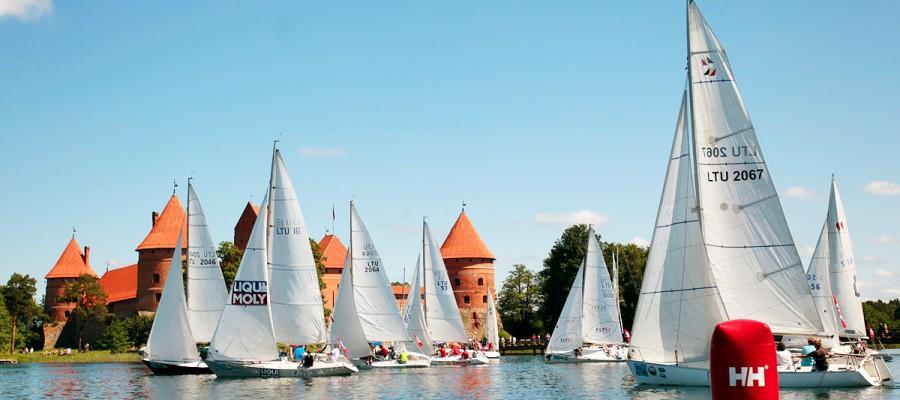 "Invitation to register for regatta ""Galves Cup 2015"""