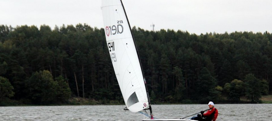 Išbandyk RS AERO Galvės Taurėje 2016 / Try out RS AERO in Galves Taure 2016